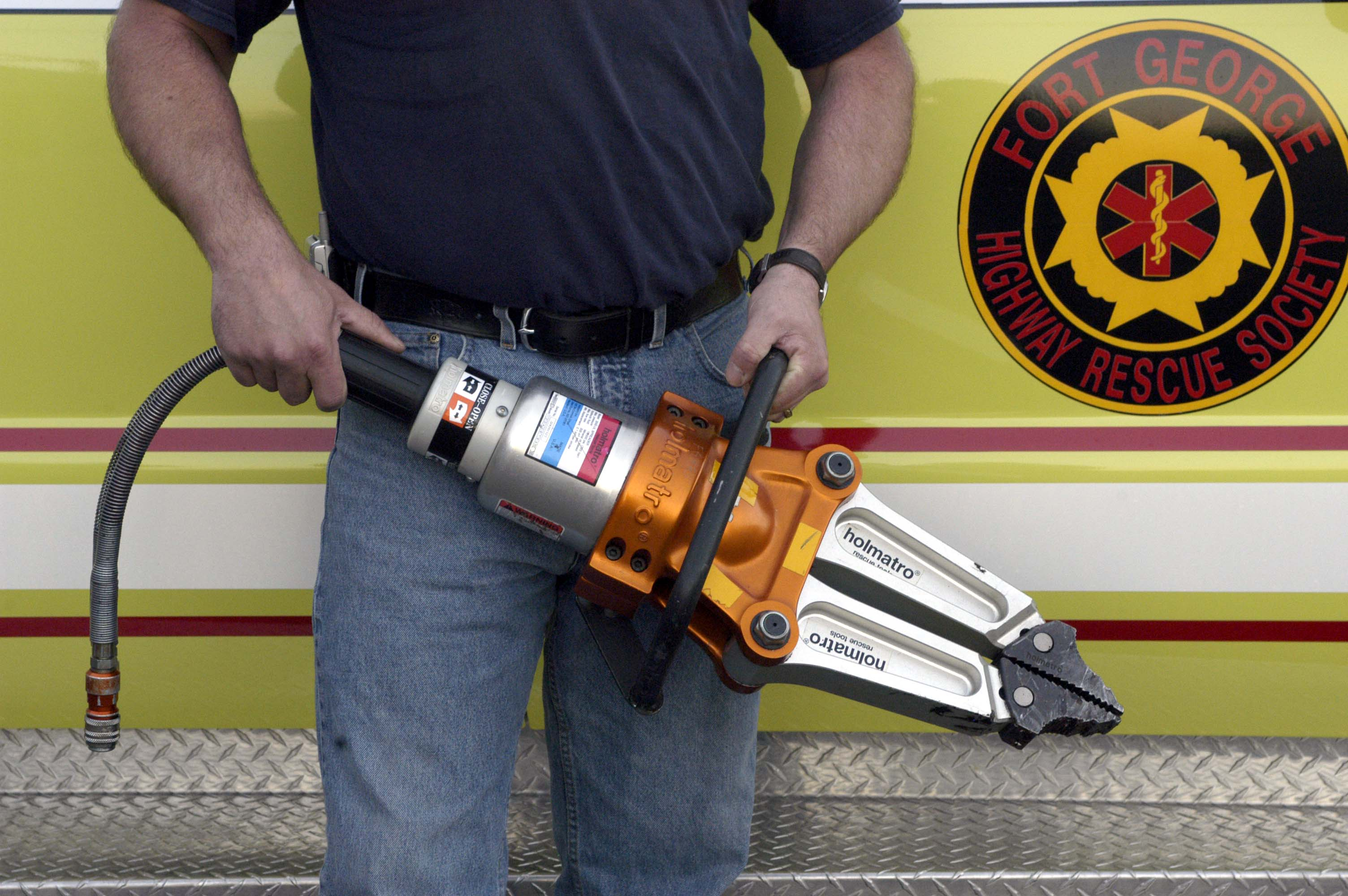 Hydraulic Spreader Jaws Of Life : Pg regional highway rescue our equipment